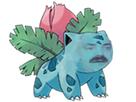 Sticker risitas herbizarre pokemon 002