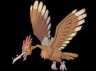 Sticker risitas pokemon 022 rapasdepic