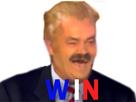 Sticker donald trump win victoire usa etats unis president