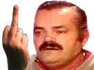 Sticker fuck doigt dhonneur