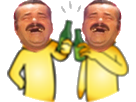 Sticker risitas panachay trinquer alcool rigoler