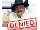 Sticker risitas denied