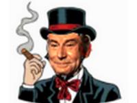 Sticker bridgely jesus fume clope cigarette cigarre