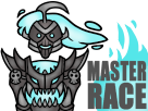 Sticker lol league of legends hecarim masterrace