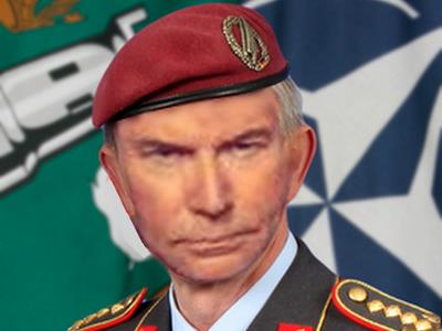 Sticker general colonel sergent chef commandant alpha ok daccord no problem army armee capitaine guerre war cool sympa oklm