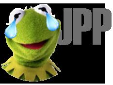 Sticker kermit frog grenouille jpp emoji kikoo
