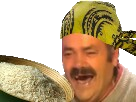 Sticker risitas koh lanta equipe jaune riz