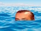 Sticker risitas eau mer noye