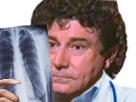 Sticker jesus medecin docteur