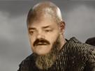 Sticker ragnar lothbrok lodbrok risitas viking vikings