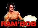 Sticker bob lennon bob lennon barbare youtube yt
