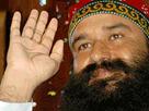 Sticker salut bonjour inde indien guruji guru gurmeet ram rahim salutation paix