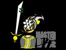 Sticker jvc league of legends lol yi maitre yi master yi master race barbe