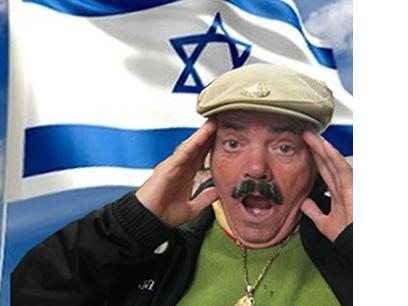 Sticker israel