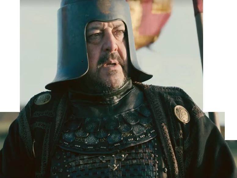 Sticker vikings ragnar lothbrok king