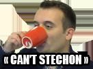 Sticker cant cant stechon melenchon phillipot tasse