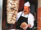Sticker kebabier maitre nourriture