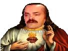 Sticker jesus christ