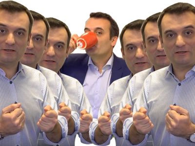 Sticker team philippot