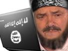 Sticker risitas daesh isis ordi perplexe honte arabe terroriste pc ecran wtf
