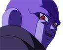 Sticker hit dragon ball super db kikoo jap pedo