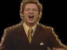 Sticker trololo guy rire aux eclats moquerie cri
