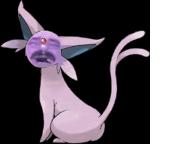 Sticker risitas pokemon mentali evoli