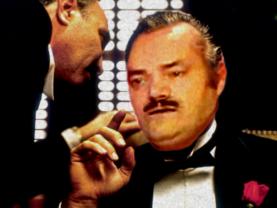 Sticker mafia risitas mafieux don corleone corleone thug film italie