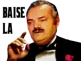Sticker mafia risitas mafieux don corleone corleone thug film le parrain baise la