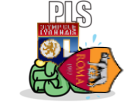 Sticker lyon roma pls