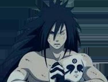 Sticker de lepatriarche sur madara uchiha rinnegan sharingan rikudo sennin naruto sasuke manga - Comment dessiner sasuke ...