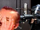 Sticker risitas gilbert gign fbi police a laide stp
