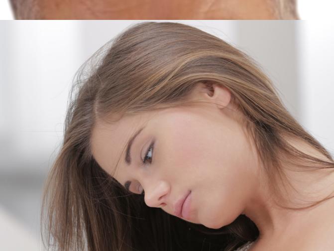 Sticker caprice fille femme orgasme