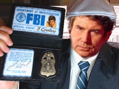 Sticker agent jesus signalement signal gouv carte agent fbi police question issou
