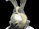 Sticker other starfox peppy hare assault gamecube gc pense perplexe reflechit reflexion lapin lievre furry zoom
