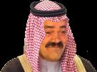 Sticker risitas arabe moqueur musulman islam