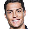 Sticker 8 cristiano ronaldo real de madrid juventus portugal football ballon dor legende owen07