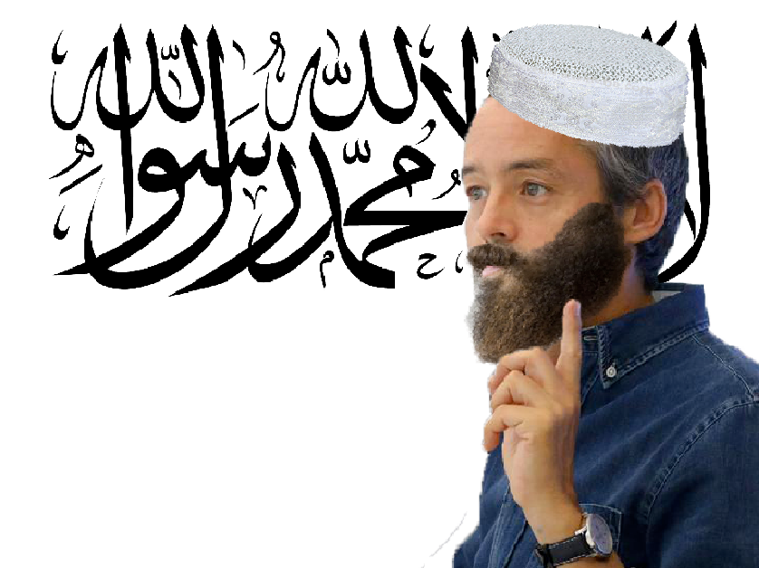 Sticker other yann barthes islam musulman quotidien