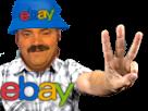 Sticker risitas ebay 3 euro prolo
