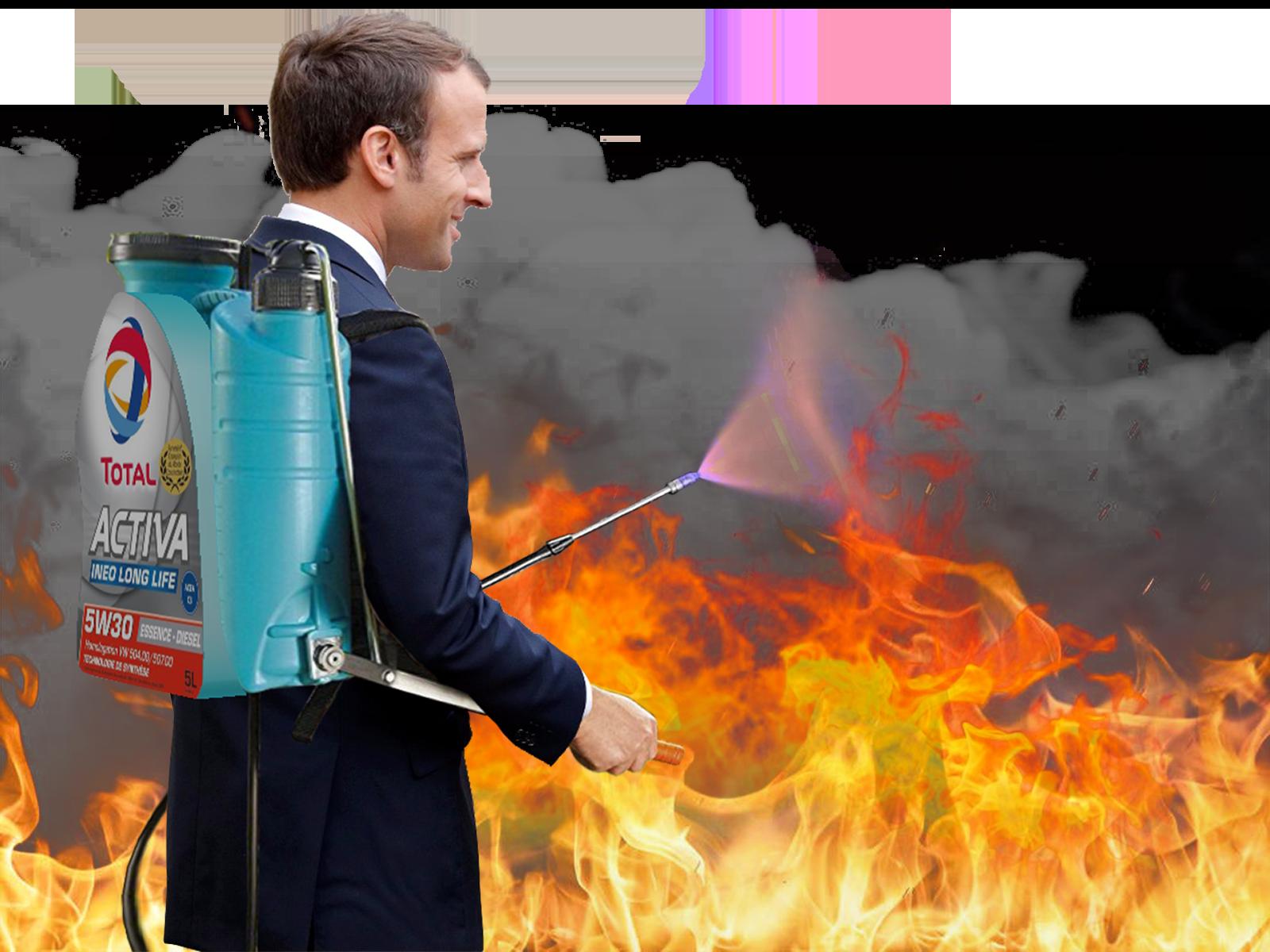 Macron «l'incendiaire», veut maintenant remplacer Chantal Jouanno par un «retourneur de vestesprofessionnel» Jean-Paul Delevoye! dans Non classé 122805-full