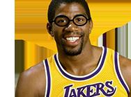 Sticker other nba magic lakers lunettes intello