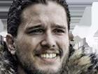 Sticker other jon snow sourire game of thrones gene malaise reup