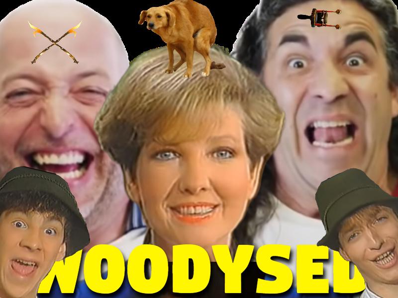 Sticker risitas woodysed wonder die woodys fichtls lied tison allemand allemand deutch land deutchlan nazi autiste avenoel allemagne tisonwoodys dents fou malade phychopathe foret gentil