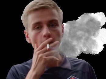 Sticker other n0tail esport dota 2 fume cigarette iencli