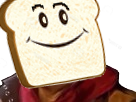 Sticker other le pain jesus quintero