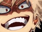 Sticker kikoojap anime manga bakugo demon