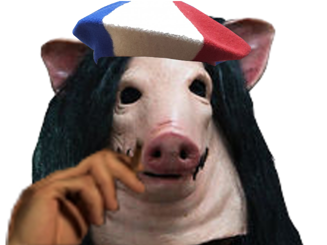 Sticker other francais france cochon halouf adidas