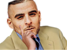 Sticker other sofiane perplexe penser reflechis rap ish ish toka