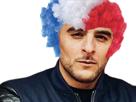 Sticker other france francais sofiane rap toka ish ish perruque cheveux