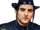 Sticker other sofiane juif feuj rap toka ish ish nez chapeau